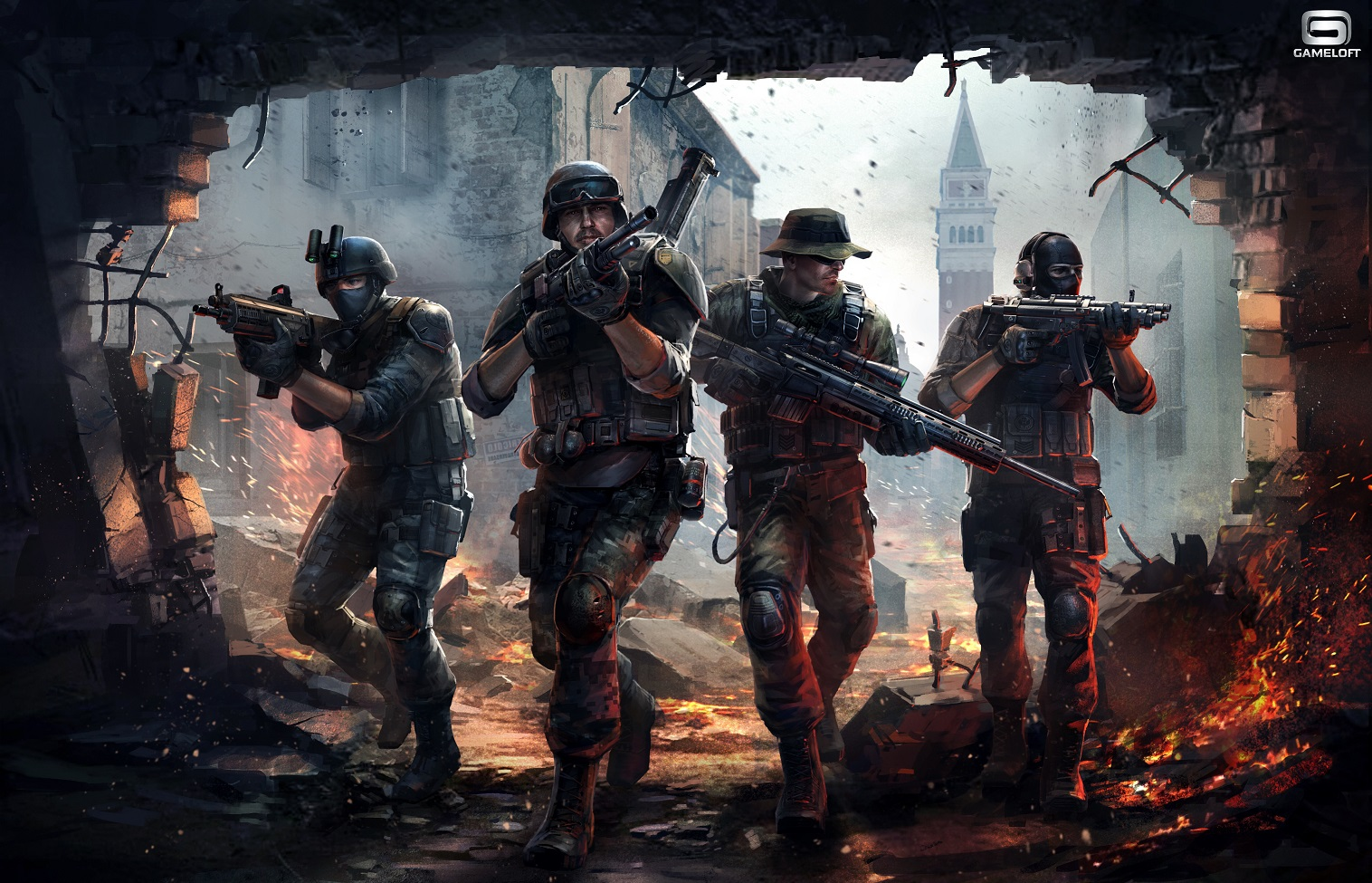 picture for modern combat