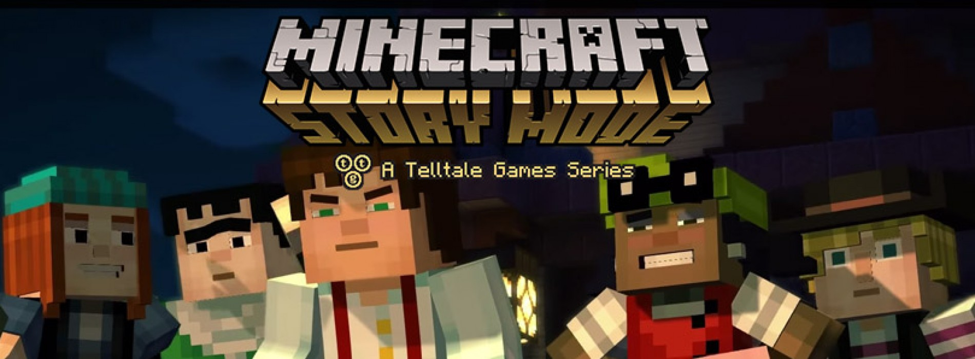 Download the new Minecraft: Story Mode from Google Play on