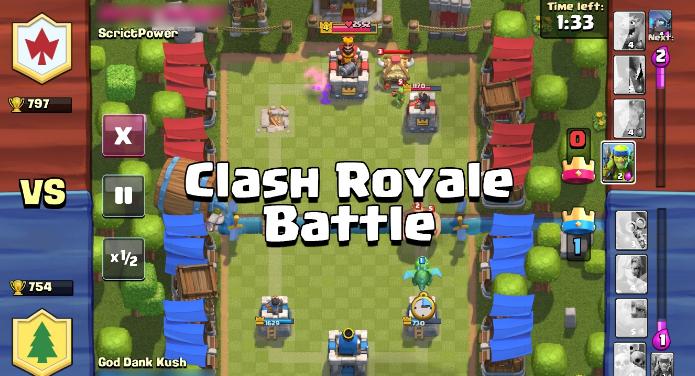 Clash-Royal-Battle